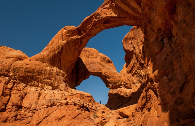 Lost In Double Arch