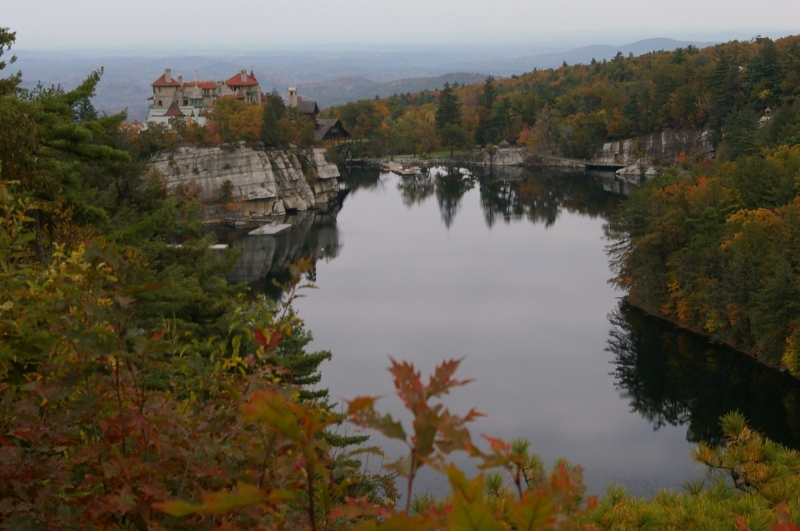 Mohonk Mt House