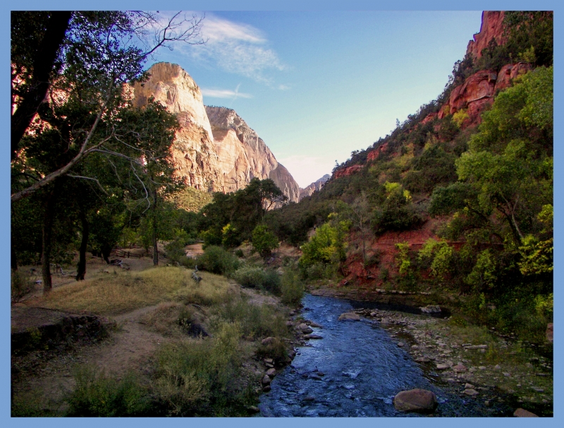 Zion–a Place Of Refuge