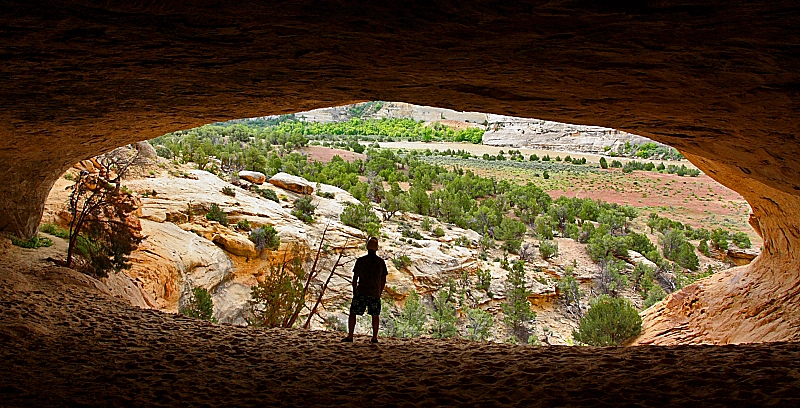 Signature Cave And Yampa River