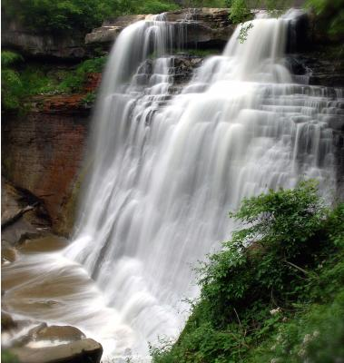Brandywine Falls – Cuyahoga Valley National Park