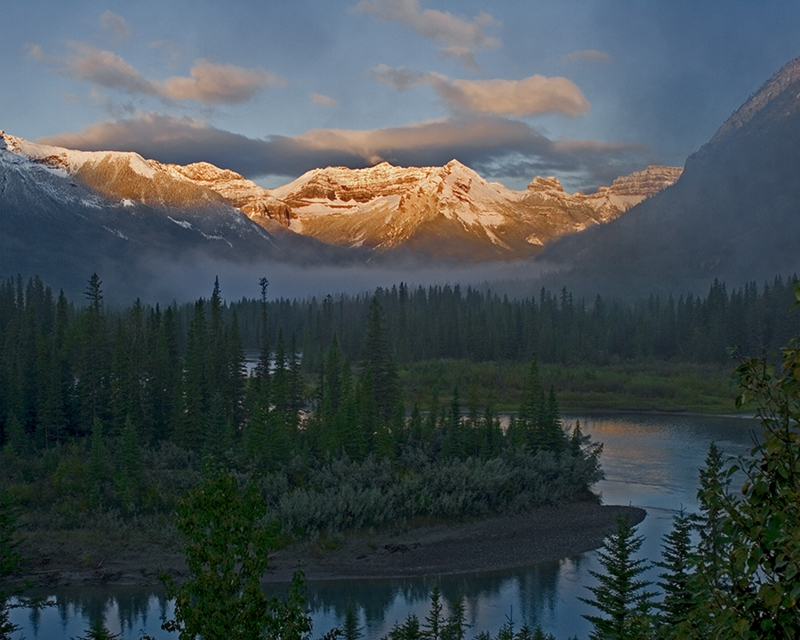 Banff Sunrise