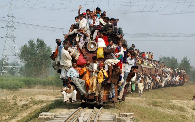 Indian Rail Journey