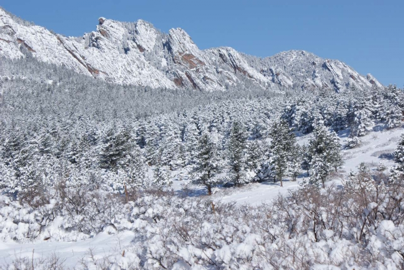 Flat Irons – 1st Day Of Spring