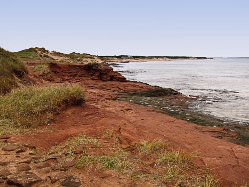The Red Dirt Beach