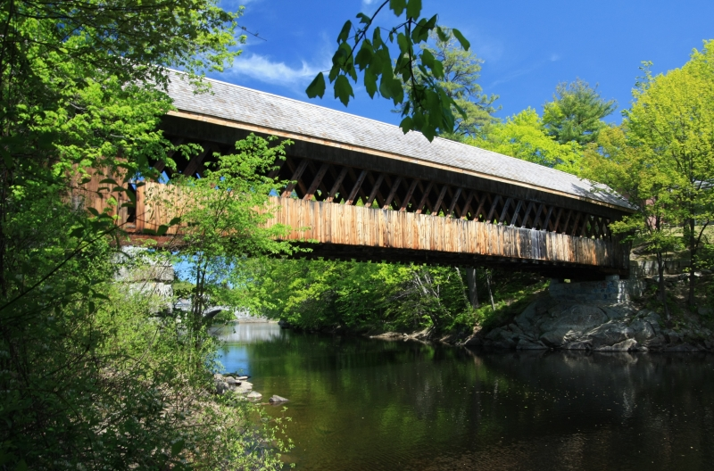 New England College Bridge