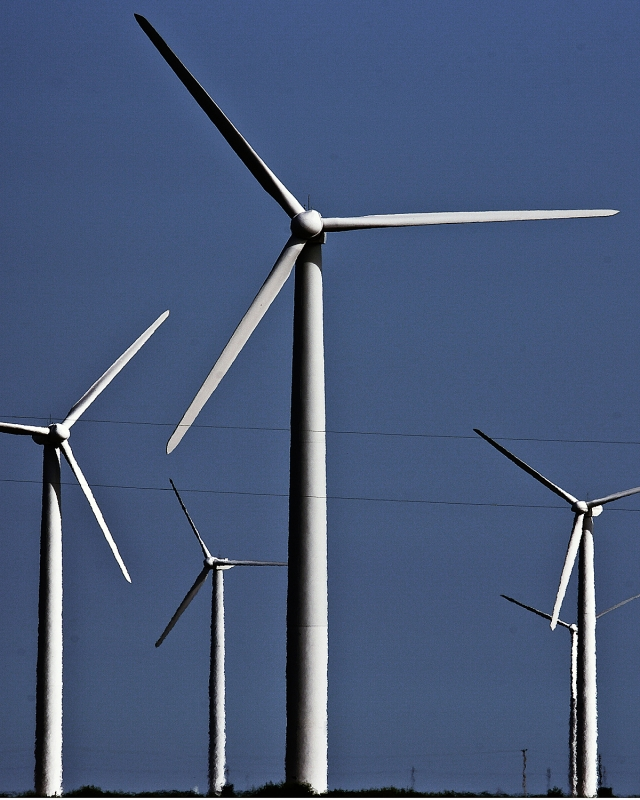 Wind Farms Of West Texas
