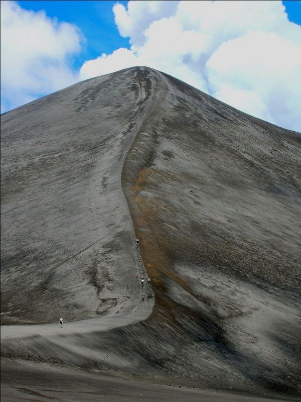 Mighty Mount Yasur