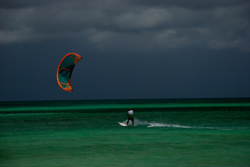 Wind Sports In Aruba