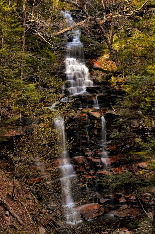 Ganoga Falls – Ricketts Glen