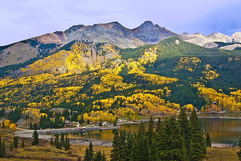 Fall Color Near Telluride