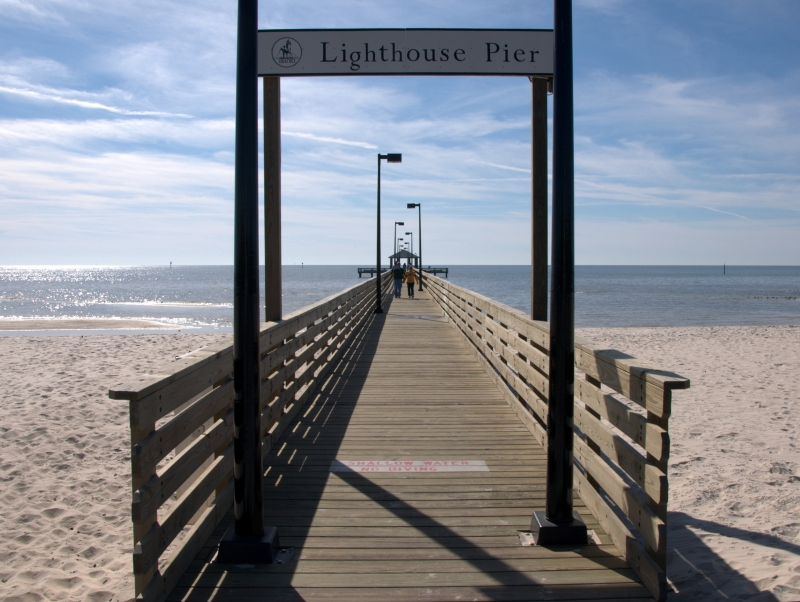 Light House Pier