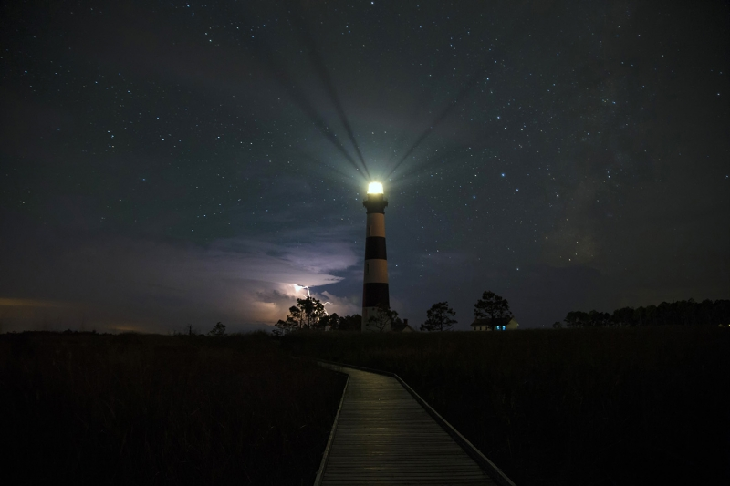 Bodie Lighthouse Show