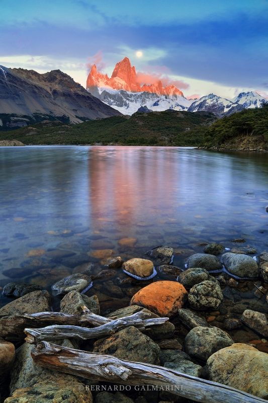 Fitz Roy At Sunrise Ii