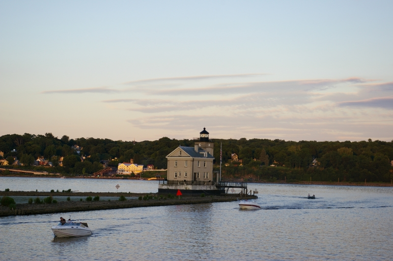 Lighthouse On Hudson Pt2