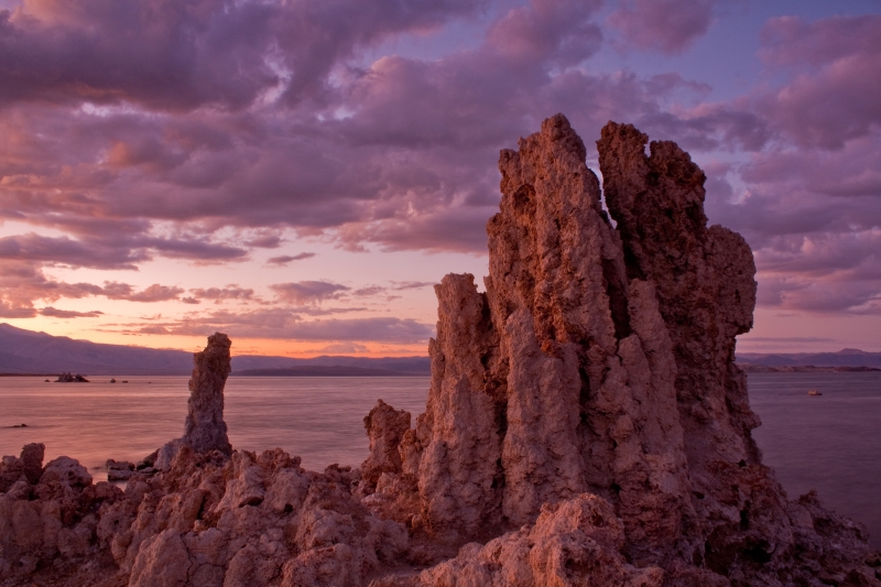 Mono Lake South Tufa Sunset