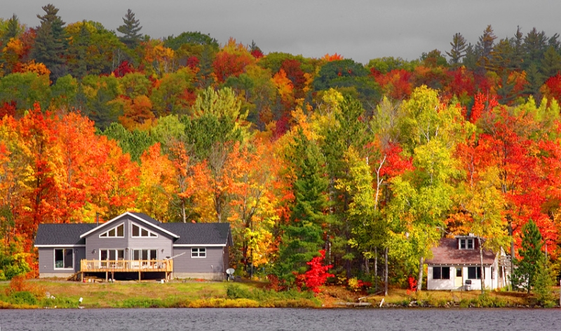 Michigan, Upper Peninsula, Fall Colors