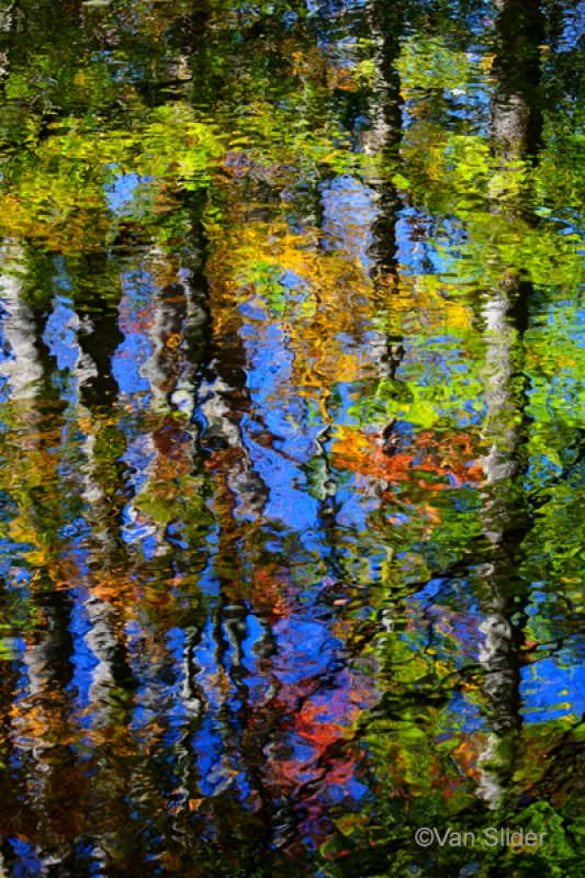Otter Creek Reflection