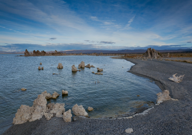 Mono Lake Southwest Shore