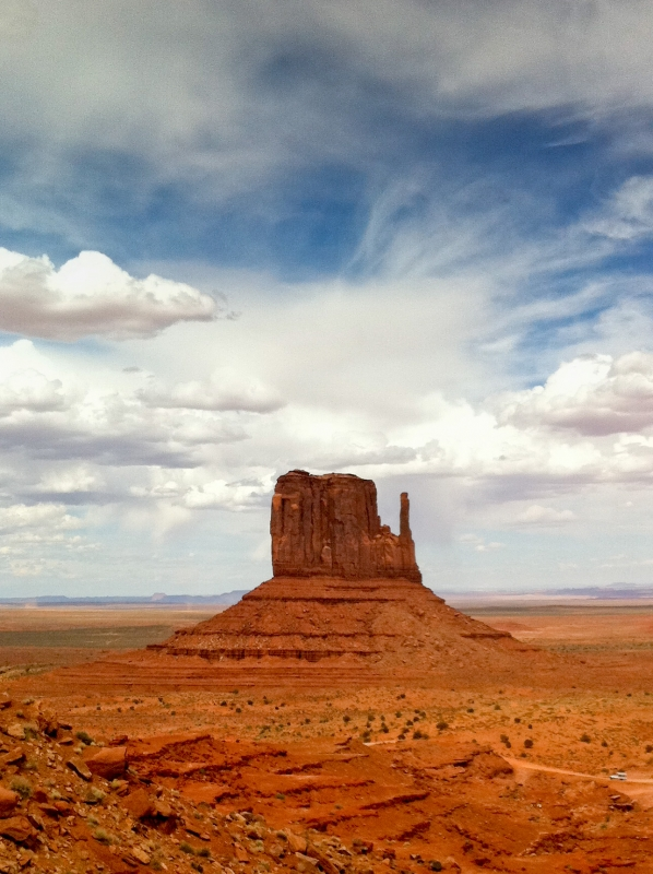 """Monument Valley Aglow"""""""