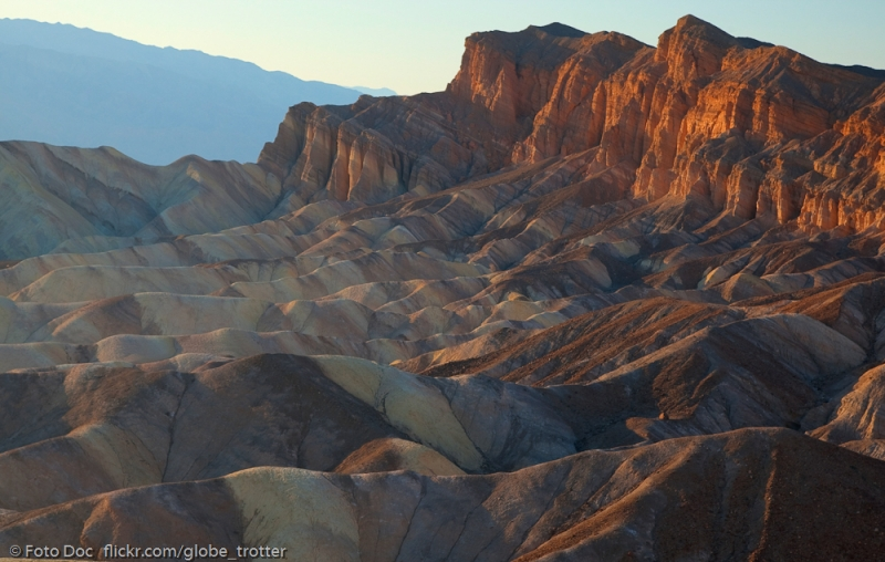Zabrisky Point At Sunset