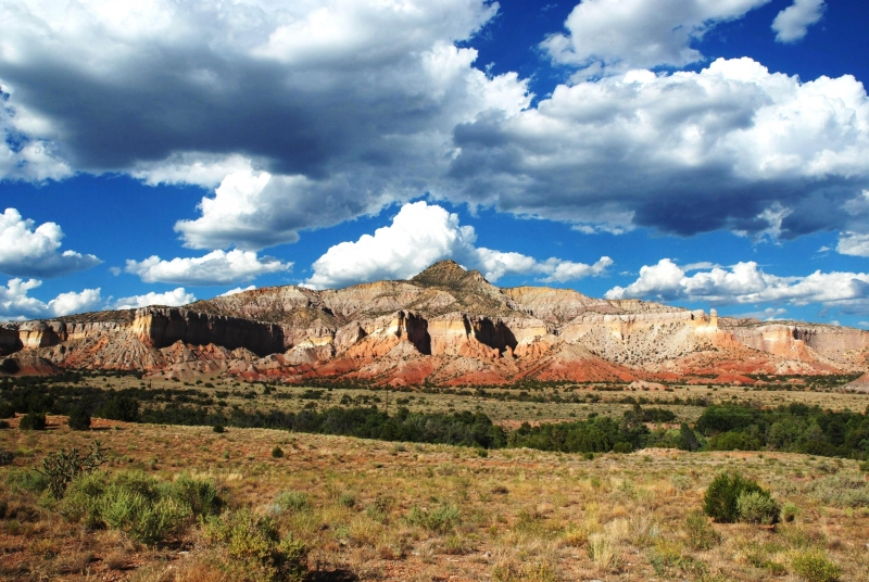 Scenic Ghost Ranch
