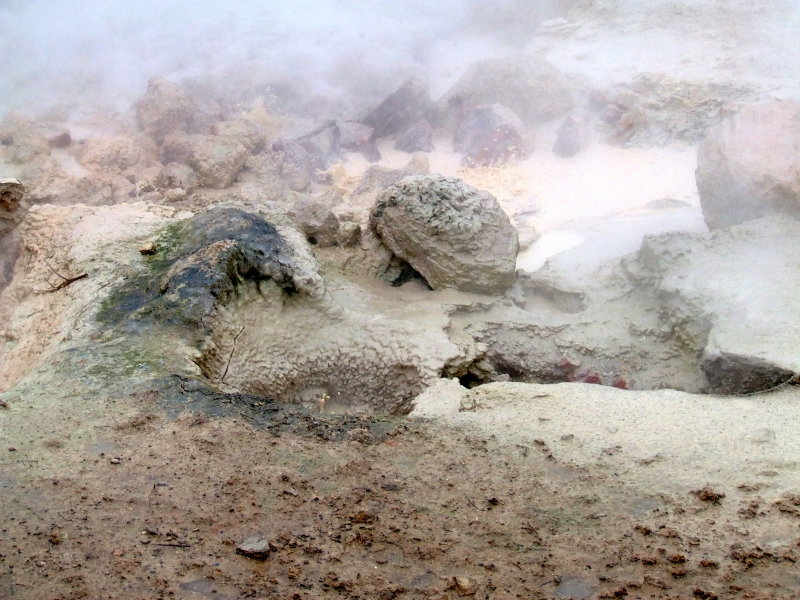Mud Pots – Yellowstone National Park
