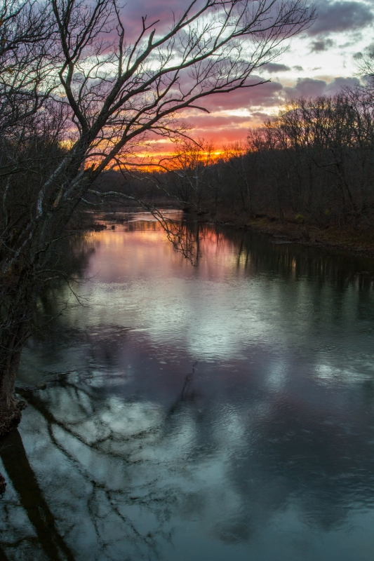 Sunrise On The Licking River