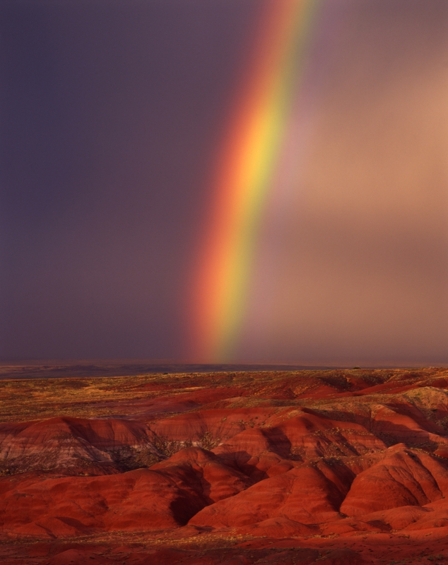 Painted Desert Rainbow