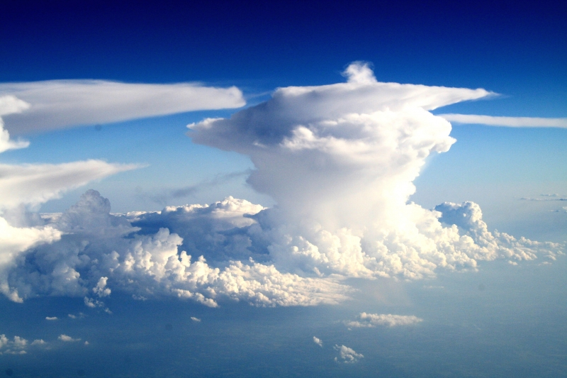Thunderhead Above