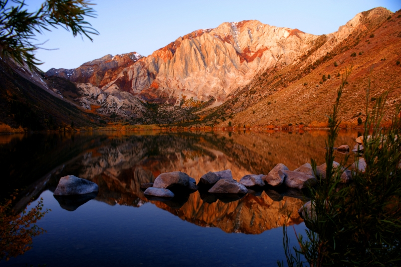 Convict Lake Sunrise