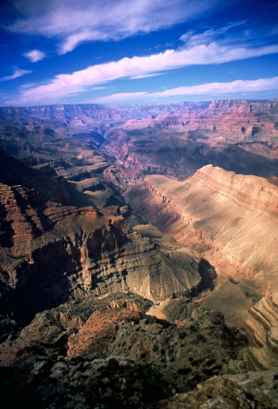 South Rim Vista, Grand Canyon National Park