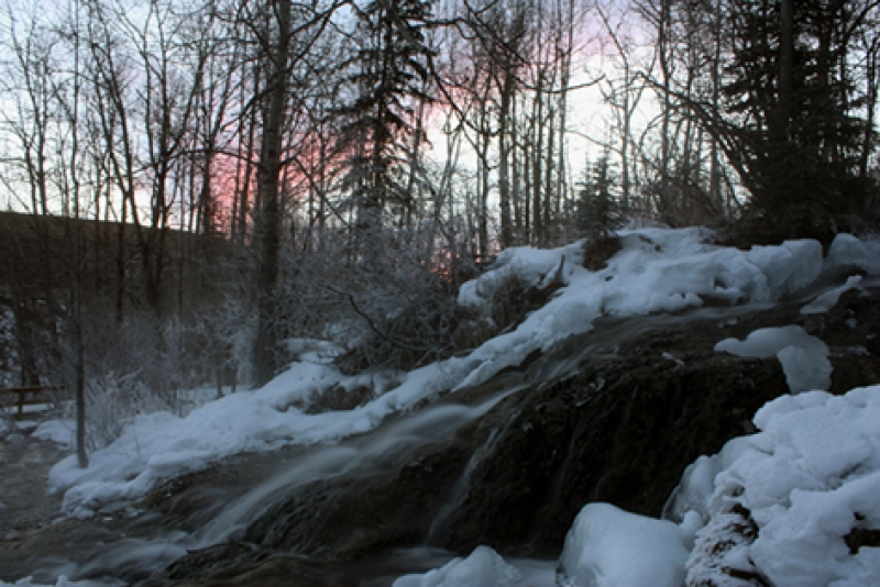 Winter Stream 1
