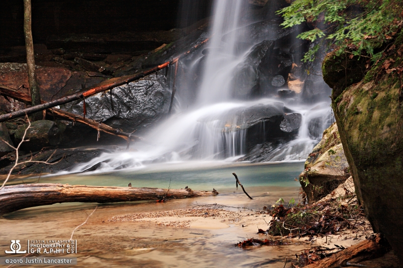 Turkey Foot Falls