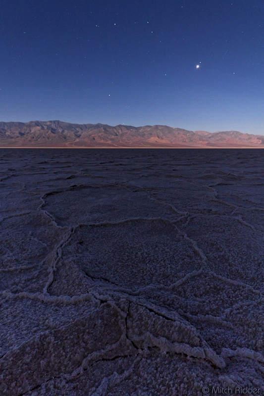 Death Valley Super Moon