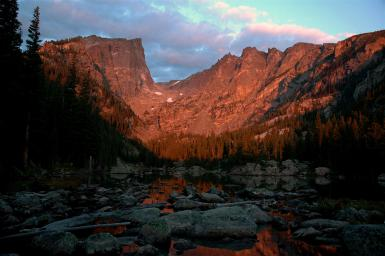Hallett Peak – Rocky Mountain National Park