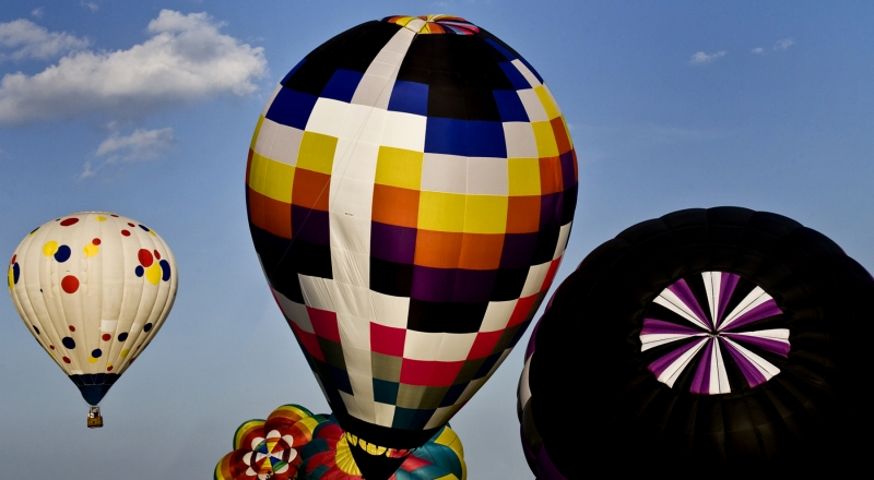 Ballon Invitational At Celebration Park, Gardner, Kansas