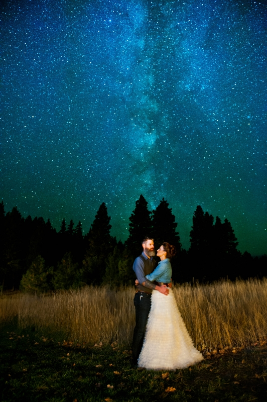 Wedding Beneath The Stars
