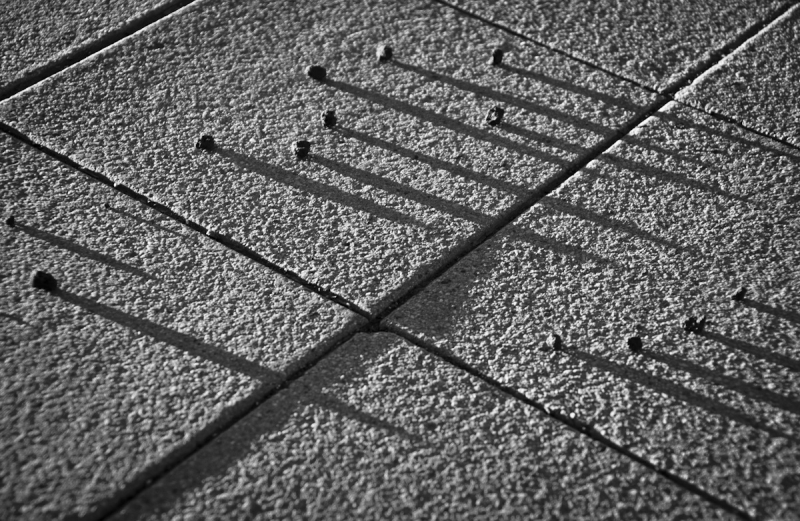 Pebbles And Shadows