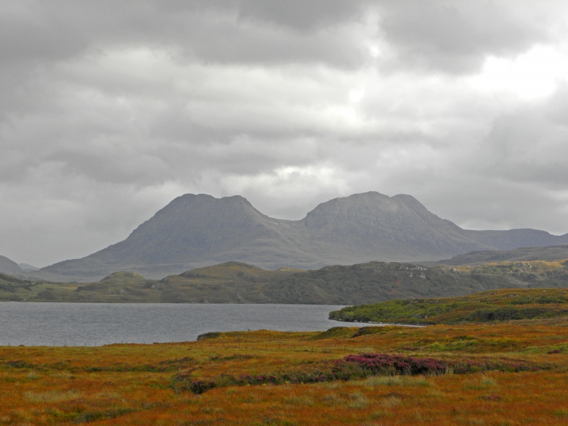 Heights Of Coigach