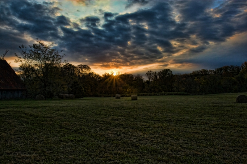 Surreal Sunrise