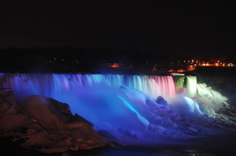 Niagara Falls @ Night
