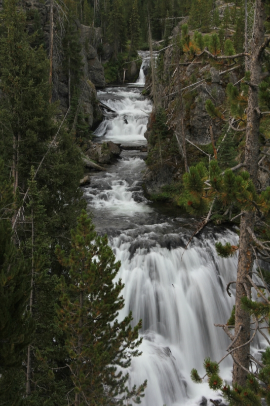 Yellowstone Water Fall