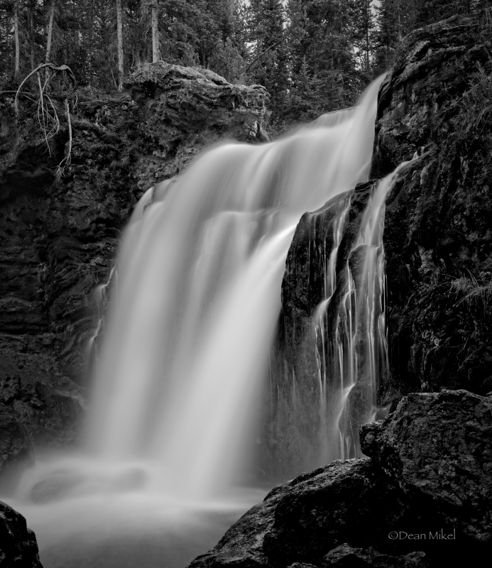 Moose Creek Falls