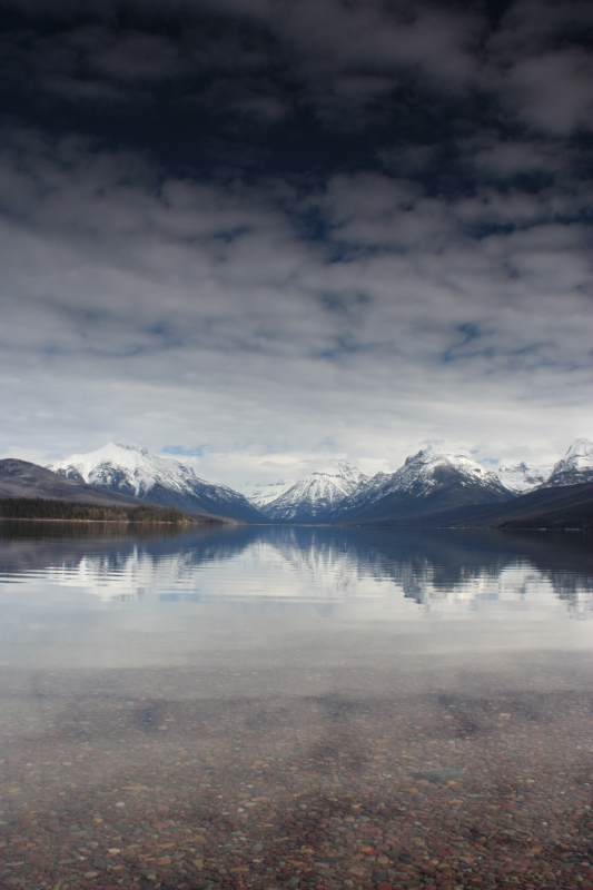 Lake Mcdonald-glacier National Park