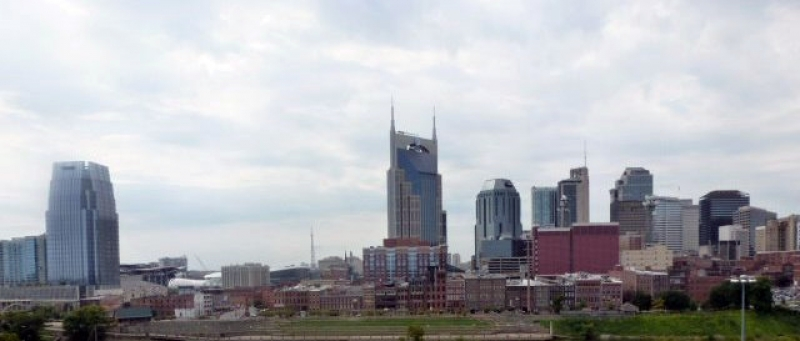The City Of Nashvile