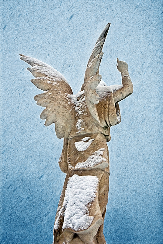 Baltimore Cemetery Angel