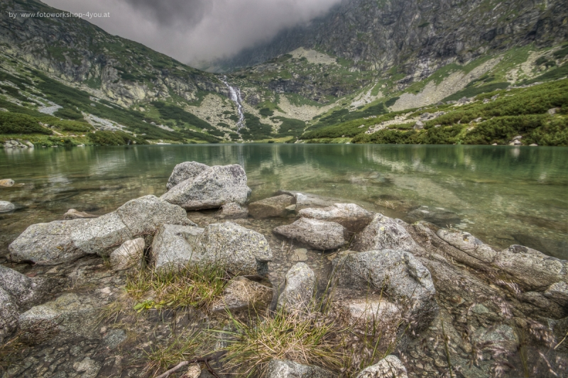 Mountainlake In The Tatra