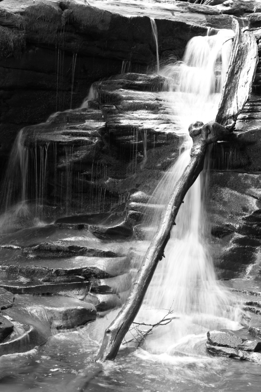Near Kaaterskill Falls