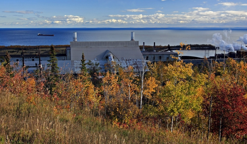 Autumn On Lake Superior
